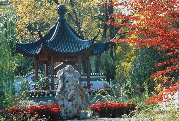 Chinese Garden Landscape Design ...