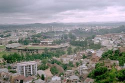 View of Tana